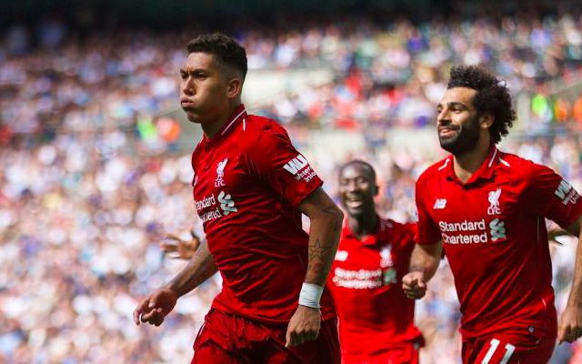 Klopp discusses Firmino's new position going forward