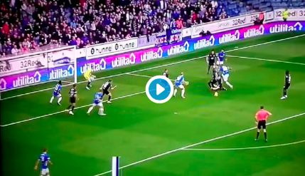 (Video) Liverpool loanee starts & finishes excellent team goal in 4-0 win