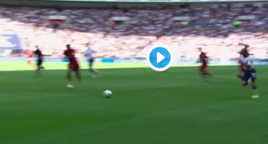 'Favourite moment of match' – Reds drool over magnificent Joe Gomez tackle