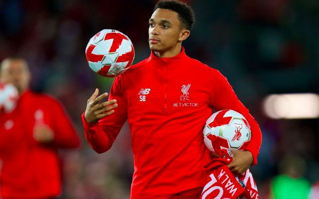 Trent Alexander-Arnold in top five for 2018 Golden Boy award – Kylian Mbappe not included