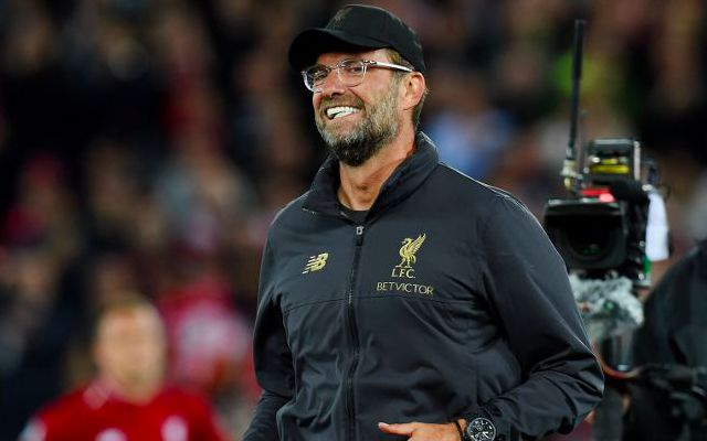 World Cup winner urged to join Jurgen Klopp at Liverpool