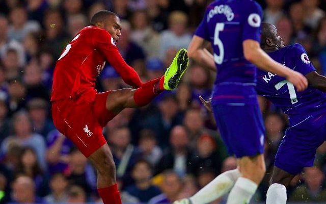 Daniel Sturridge named 'best second striker' in the Premier League