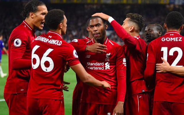 Sturridge reacts following FA charge for gambling