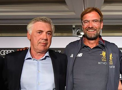 Klopp says Napoli are 'cheeky bastards' tactically