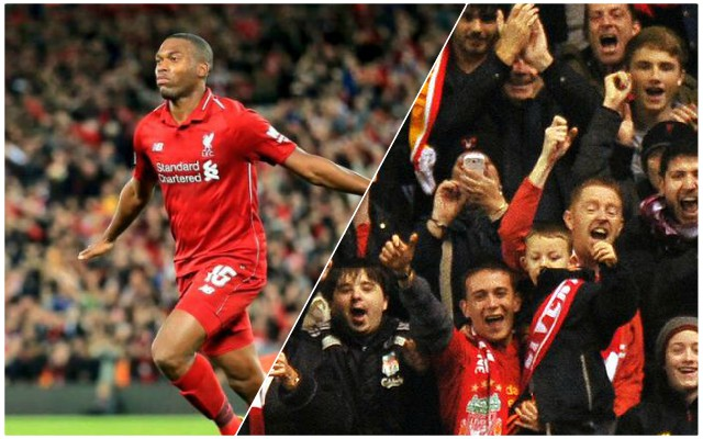 'I'd do anything for Daniel Sturridge!': LFC fans react to sensational late wonder strike