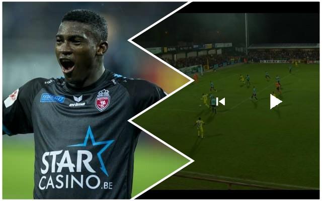 WATCH: LFC loanee Taiwo Awoniyi scores twice in Gent win