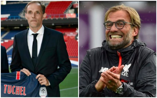 PSG boss claims Liverpool have spent 'awful lot of money'…