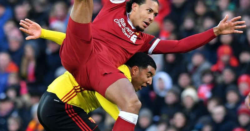 'I hate him!' PL striker's outrageous comments on Van Dijk go viral