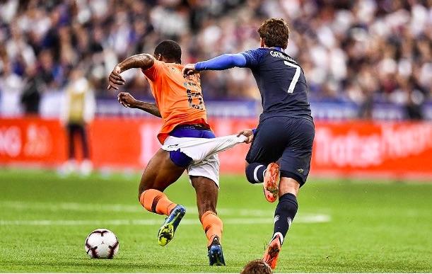 Crazy Wijnaldum stat emerges from France game