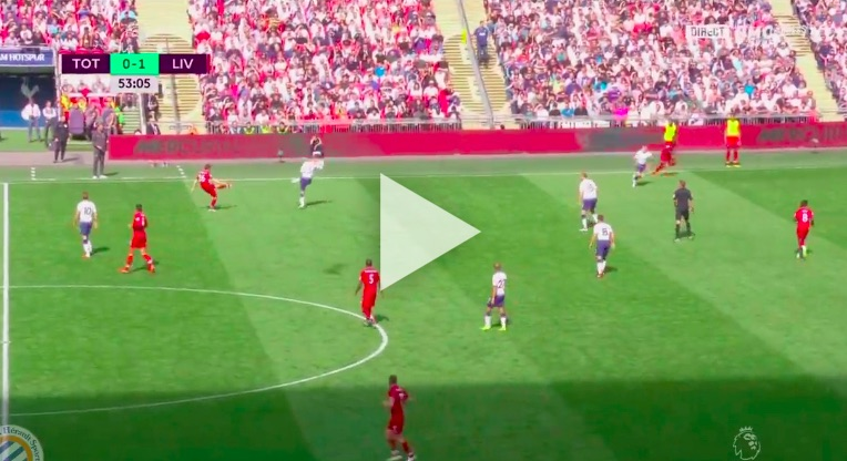 (Video) Firmino bags but Robbo's ball in buildup wonderful