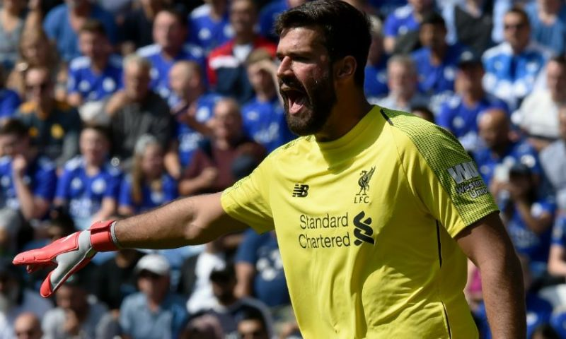 Alisson claims Liverpool are focused on Cardiff City