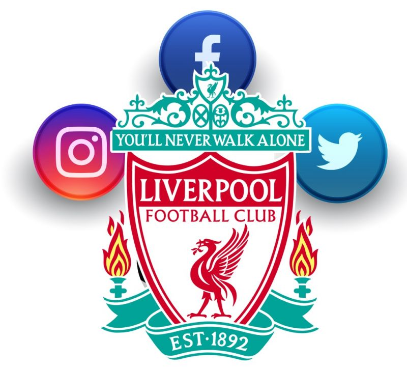 Liverpool v The World on Social