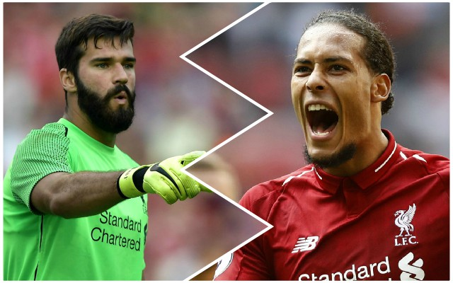 Van Dijk: What makes this LFC team so good
