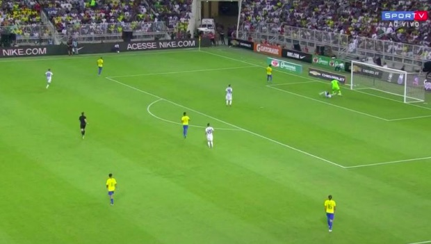 (Video) Alisson played with fire again v Argentina… But got away with it