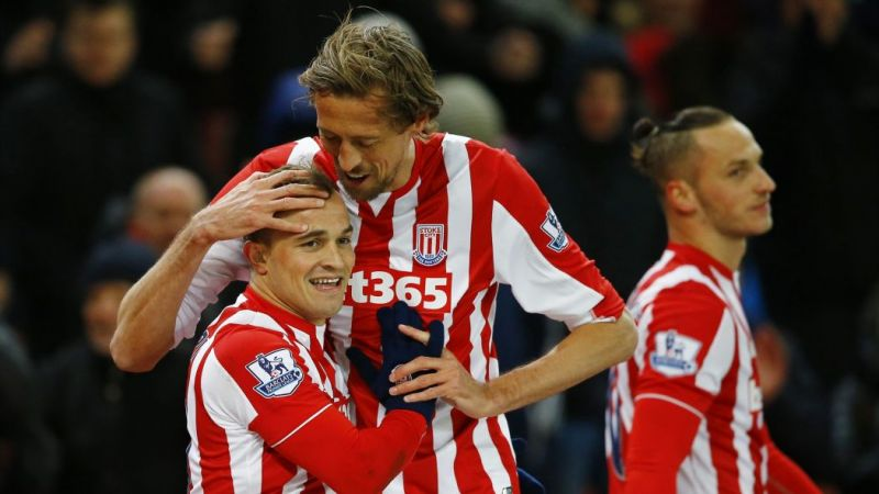 Crouch divulges what was said in Stoke dressing room about Shaqiri