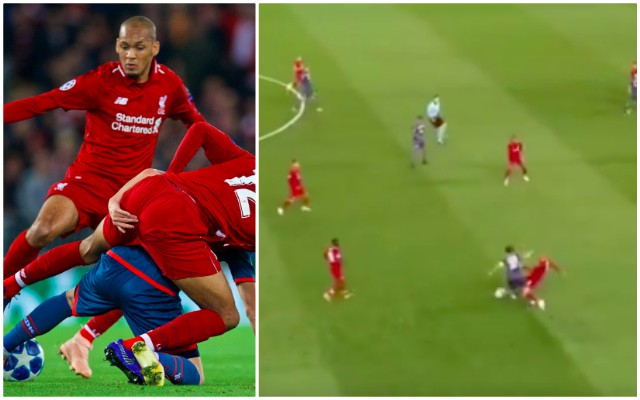 (Video) Sit back & enjoy 2:20 minutes of Fabinho killing it last night