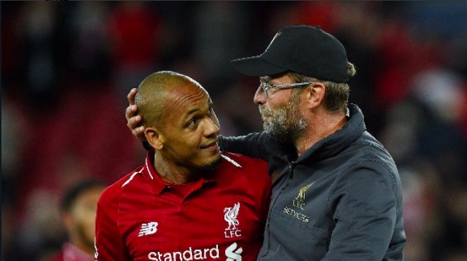 Hilariously nonsensical Fabinho report is circling the web