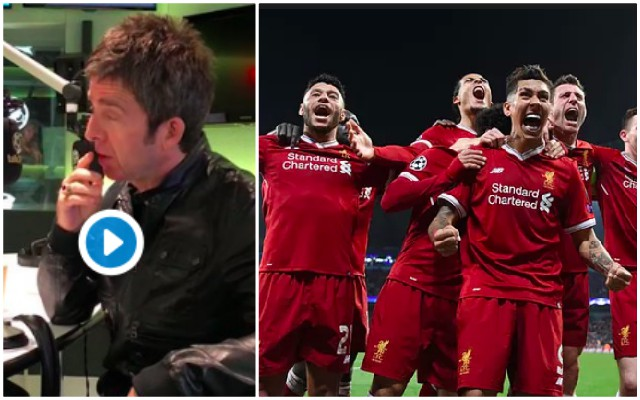 Noel Gallagher predicts Liverpool 'implosion' if this happens on Sunday