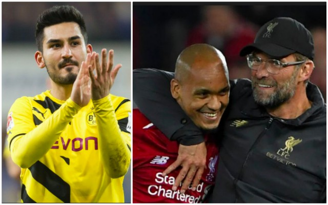 Klopp makes interesting Ilkay Gundogan claim RE LFC midfielder