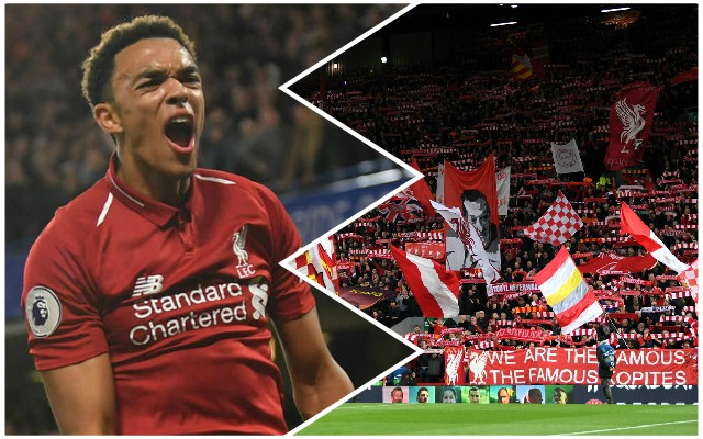 Birthday boy Trent Alexander-Arnold outlines how the Reds can make his day