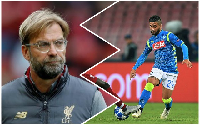 What Liverpool actually said to Napoli about Insigne…