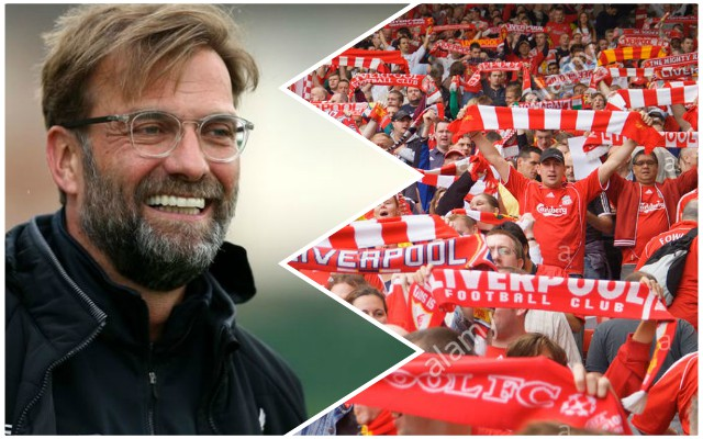 Jurgen Klopp's message as LFC gun for silverware