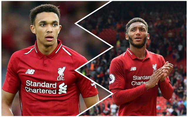 """Like a mini Virgil"", ""World-class"": Trent gives his verdict on two LFC teammates"