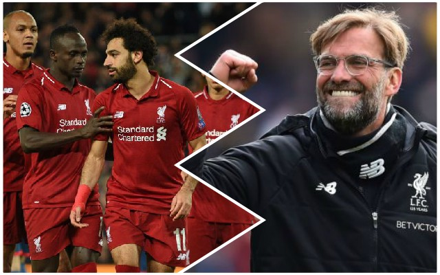 """An exceptional number"": Klopp on Salah's latest record"