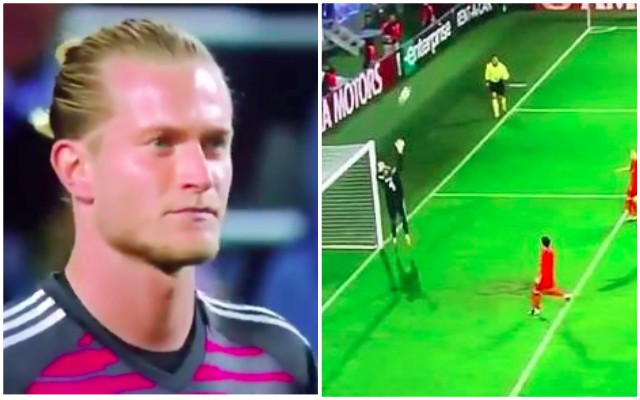 Karius is taking drastic moves to end Besiktas nightmare