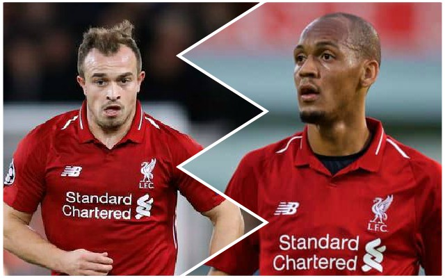 Keown: Why Fabinho and Shaqiri have benefited the Reds so much