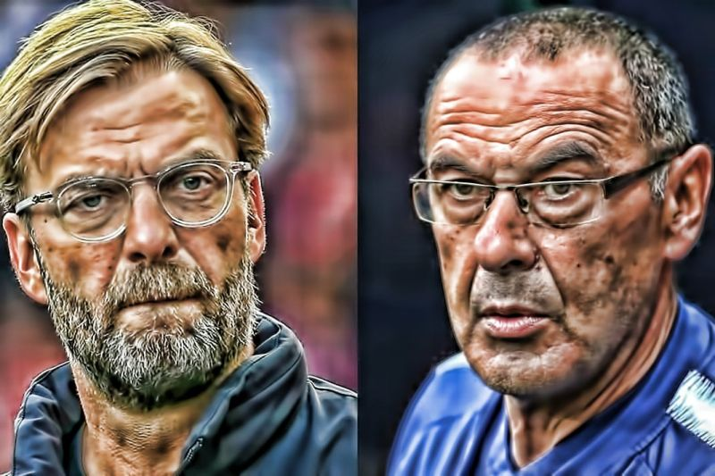 Klopp explains beautiful conversation with Sarri