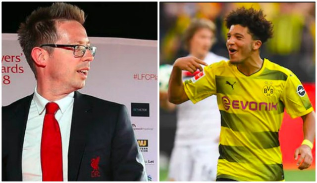 LFC 'keen' on '£100m' England teenager rated as Southgate's next big hope