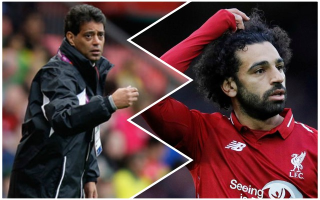 Egypt boss offers update on Mo Salah after injury scare