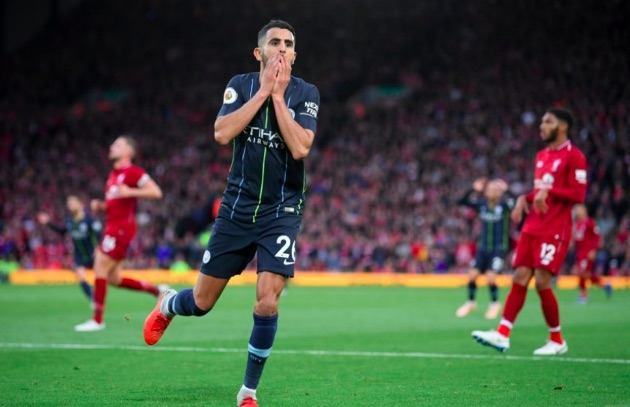 'Hold my beer!' Best reaction as Mahrez horror-miss spares van Dijk's blushes
