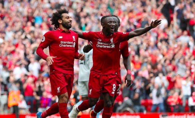 Naby Keita on why Mo Salah is different to most at Melwood
