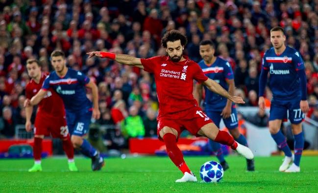 Pundit reckons he knows why Mo Salah isn't celebrating