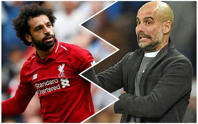Pep Guardiola makes shock admission about his tactics against LFC