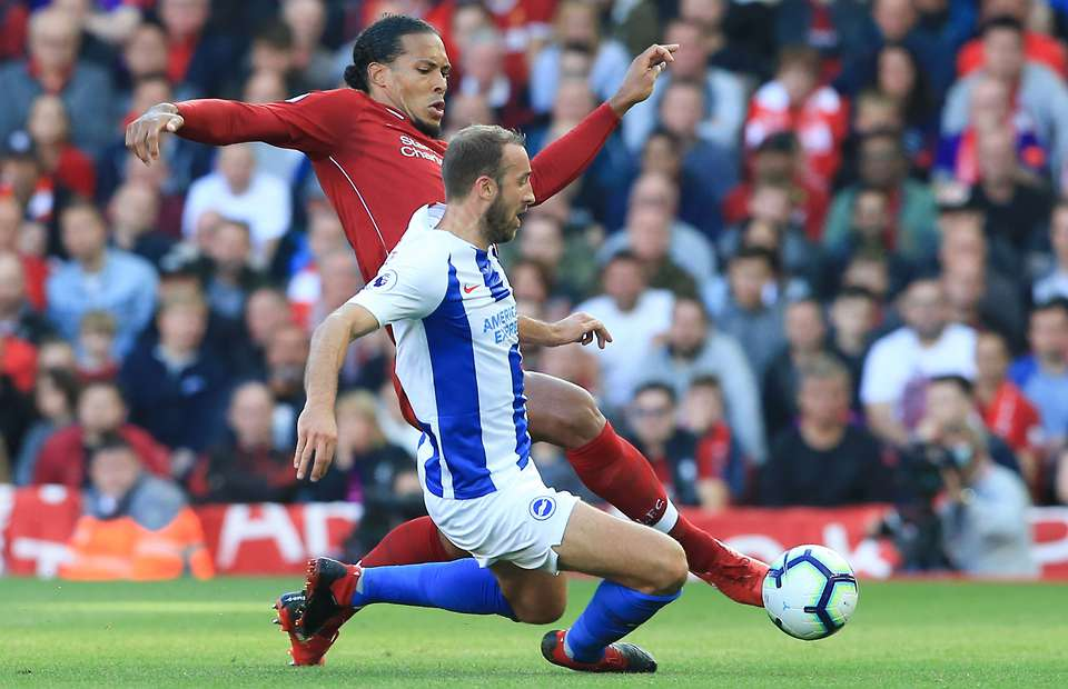 Premier League striker is emphatic about LFC defender