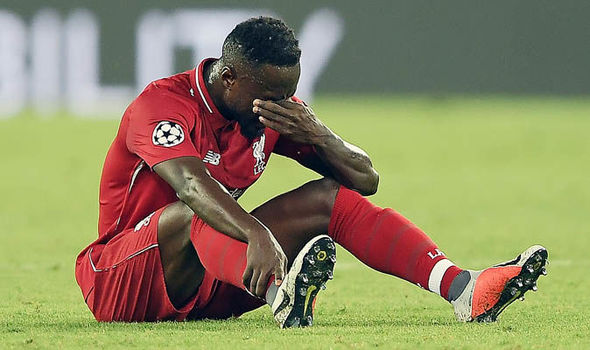 Klopp explains Naby Keita's two injuries, but it's good news