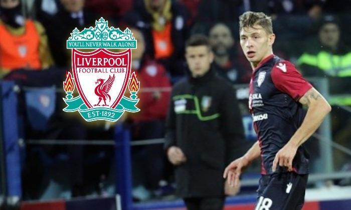 €50m midfielder 'proud' of Liverpool links