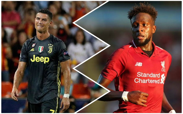 Juventus linked with shock move for Reds striker as back-up for Ronaldo