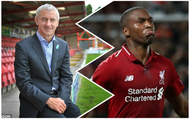 Ian Rush backs Reds star for new deal