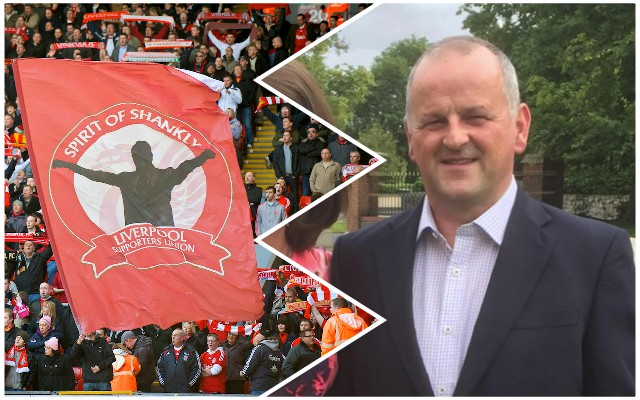 Volunteers wanted for Spirit of Shankly Sean Cox appeal