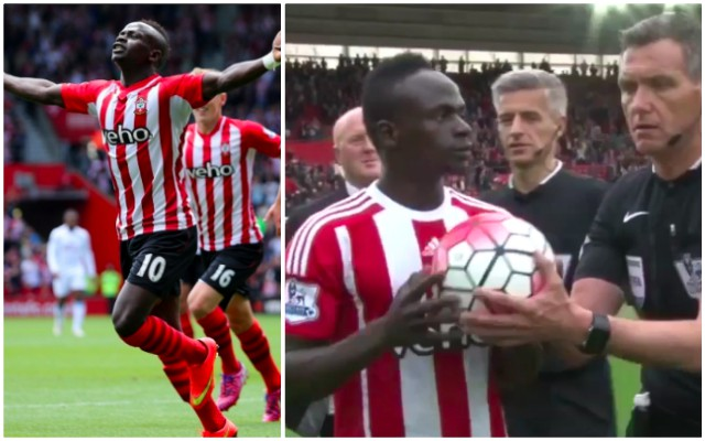 Everyone is sharing this Sadio Mane video from his Southampton days