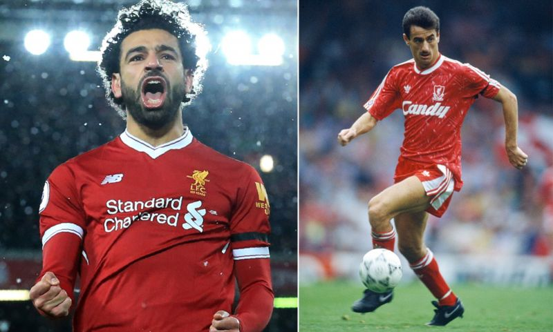 Klopp uses Ian Rush to explain Mo Salah's issues this season