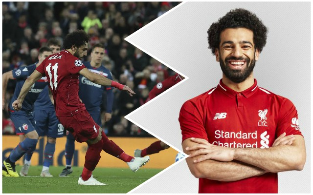 Watch: Mo Salah's brilliant response when asked about his goal 'drought'