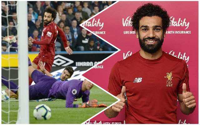 Mo Salah hits the nail on the head when asked about his recent form