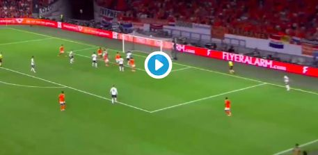 (Video) Virgil Van Dijk opens scoring in dominant win vs. Germany