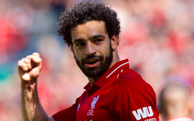 Juventus official speaks out on Mohamed Salah rumours