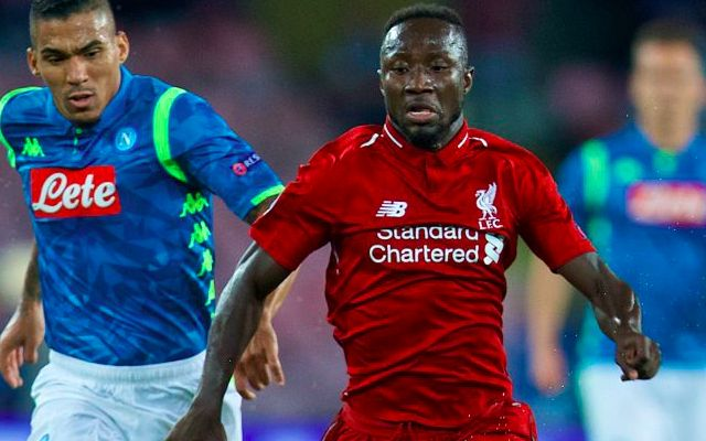 Guinea journalist sets time frame for Naby Keita's return from injury